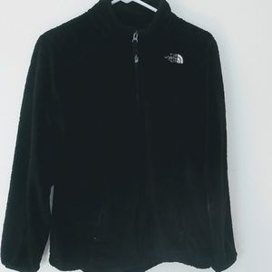 NorthFace Black Oso Jacket. Great condition!